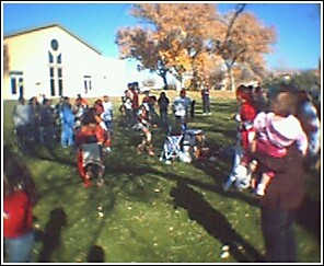 Danzas Aztecas...