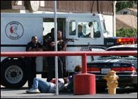 N.Y. officer shot to...