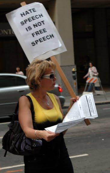 Protest at Swedish C...